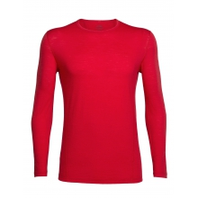 Men's Aero LS Crewe by Icebreaker in Terrace Bc