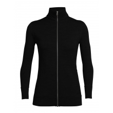 Women's Dia LS Zip by Icebreaker