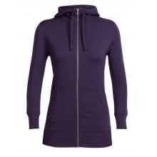 Women's Dia LS Zip Hood