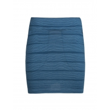 Women's Yanni Skirt Combed Lines by Icebreaker in Rocky View No 44 Ab
