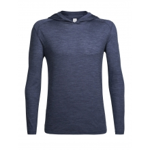 Men's Sphere LS Hood by Icebreaker in Richmond Bc