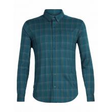Mens Compass Flannel LS Shirt