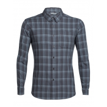 Mens Compass Flannel LS Shirt by Icebreaker in Rancho Cucamonga Ca