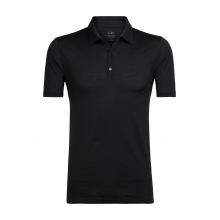Mens Tech Lite SS Polo by Icebreaker in Victoria Bc