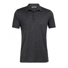 Mens Tech Lite SS Polo by Icebreaker in Terrace Bc