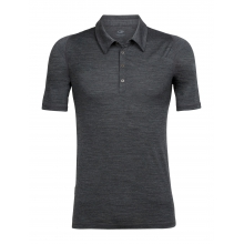Men's Cinco SS Polo by Icebreaker in Auburn Al