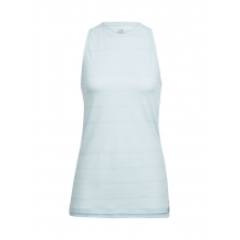 Women's Aria Sleeveless Combed Lines by Icebreaker in New Denver Bc