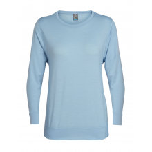 Women's Mira LS Crewe by Icebreaker