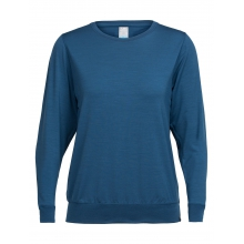 Women's Mira LS Crewe by Icebreaker in Terrace Bc