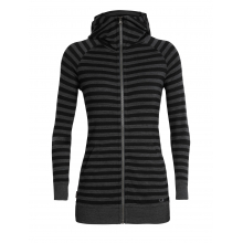 Women's Crush LS Zip Hood by Icebreaker
