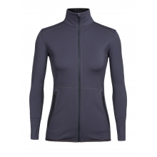 Women's Comet LS Zip by Icebreaker in Terrace Bc
