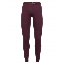 Women's 200 Oasis Leggings by Icebreaker in Lloydminster Ab