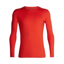 Men's 200 Oasis LS Crewe by Icebreaker in Glenwood Springs CO