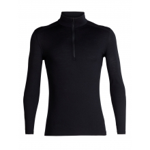 Men's 200 Oasis LS Half Zip by Icebreaker in Revelstoke BC
