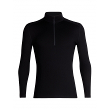 Men's 260 Tech LS Half Zip by Icebreaker in Revelstoke BC