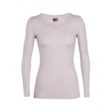 Women's 200 Oasis LS Scoop by Icebreaker in Cranbrook Bc