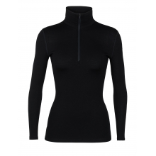 Women's 260 Tech LS Half Zip by Icebreaker in Richmond Bc