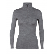 Women's 260 Tech LS Half Zip by Icebreaker in Iowa City IA
