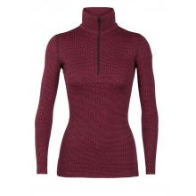 Women's 250 Vertex LS Half Zip Mountain Dash by Icebreaker in Opelika AL