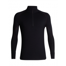 Men's 260 Zone LS Half Zip by Icebreaker in Vancouver Bc
