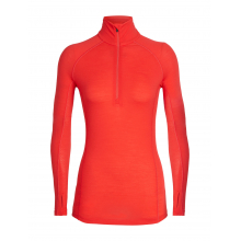 Women's 150 Zone LS Half Zip by Icebreaker