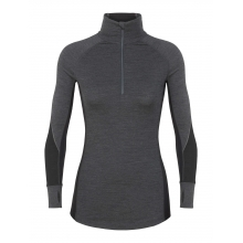 Women's 260 Zone LS Half Zip by Icebreaker in Boulder Co