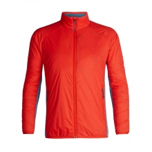 Men's Hyperia Lite Hybrid LS Zip by Icebreaker in Cold Lake Ab