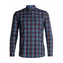 Men's Departure II LS Shirt by Icebreaker in Redding Ca