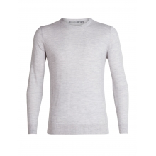 Men's Shearer Crewe Sweater by Icebreaker in Iowa City IA