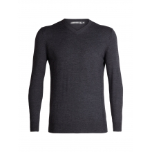 Men's Shearer V Sweater by Icebreaker in Iowa City IA