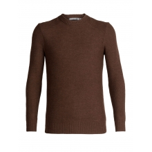 Men's Waypoint Crewe Sweater by Icebreaker in Victoria Bc