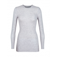 Women's Valley Slim Crewe Sweater by Icebreaker in Campbell Ca