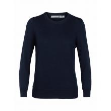 Women's Muster Crewe Sweater by Icebreaker in Juneau Ak