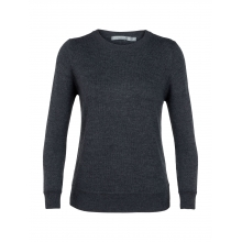 Women's Muster Crewe Sweater by Icebreaker in Walnut Creek Ca
