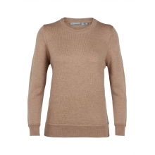 Women's Muster Crewe Sweater by Icebreaker in Vancouver Bc