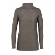 Women's Waypoint Roll Neck Sweater by Icebreaker in Sechelt Bc