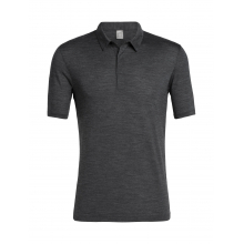 Men's Solace SS Polo by Icebreaker