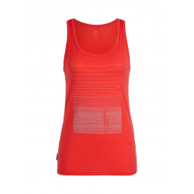 Women's Tech Lite Tank Woods by Icebreaker