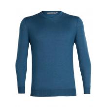 Mens Quailburn V Sweater by Icebreaker in Red Deer County Ab