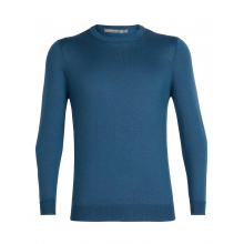 Mens Quailburn Crewe Sweater by Icebreaker