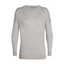 Women's Nova Sweater Sweatshirt by Icebreaker in Fairbanks Ak