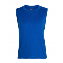 Women's Kinetica Sleeveless Crewe by Icebreaker in Crested Butte Co