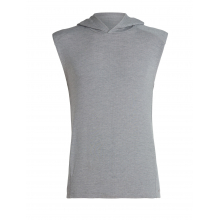 Mens Momentum Hooded Vest by Icebreaker