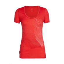 Women's Tech Lite SS Scoop Plume by Icebreaker in Iowa City IA