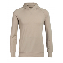 Mens Momentum Hooded Pullover by Icebreaker