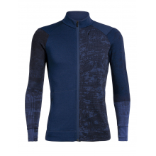 Mens Away II LS Zip by Icebreaker
