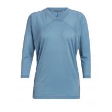 Women's Nature Dye Galen 3Q Sleeve by Icebreaker