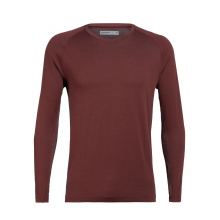 Mens Motion Seamless LS Crewe