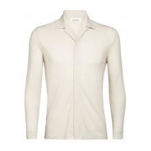Men's Merino Pique LS Shirt