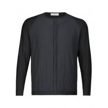 Men's Real Fleece Hybrid Cardigan by Icebreaker